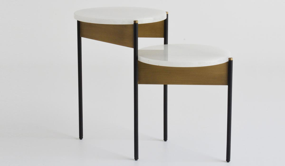 Alsorg Unveils A Collection Of Exquisite Side Tables