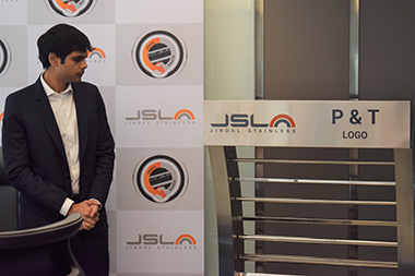 Jindal Stainless launches a nationwide co-branding initiative with P&T