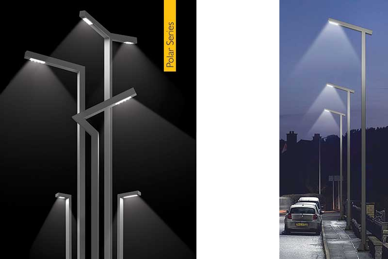 K-Lite offers eco-friendly Polar Lighting Poles