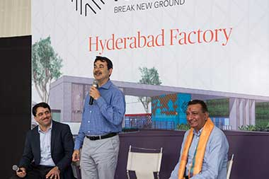 Katerra's First Fully-integrated Off-site Manufacturing Plant in Hyderabad