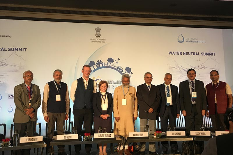 Grundfos India brings together key stakeholders to encourage water sustainability