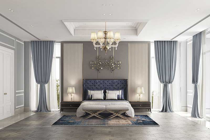 Aparna Kaushik unveils exclusive bedrooms