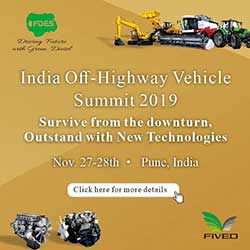 India Off-Highway Vehicle Summit 2019